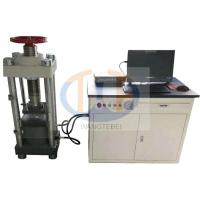 Digital Compression Testing Machine For Concrete Scientific Research Institutions