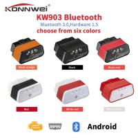 Quality Commercial Konnwei All Items / Auto Car Bluetooth Scanner Obd2 Elm327 for sale