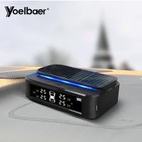 Quality Wireless Tire Gauge TPMS Tire Pressure Monitoring Sytsem Solar Power TPMS Sensor for sale