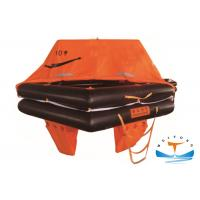 Quality Fishing Boat Throw Overboard LiferaftWater Resistant With ZY Certificate for sale