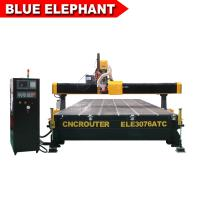 Quality Decoration Furniture Cnc Router  ELE3076 Auto Tool Chang Wood Cnc Router for sale