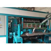 Quality Rotary Automatic Egg Tray Machine For Carton Production Industry 4000Pcs / H for sale