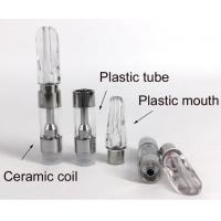 Quality CBD thick oil glass cartridge 510 vaporizer pen atomizer for sale