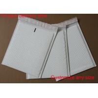 Quality Light Weight Poly Bubble Mailers , Bubble Shipping Bags With Fully Laminated Construction for sale