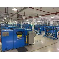 Quality High Precision Copper Wire Bunching Machine With Low Carbon Steel Body for sale