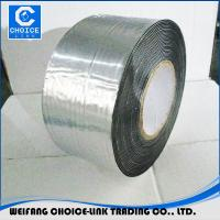 China self adhesive Bitumen Pipe sealing tape on sale