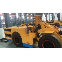 Buy cheap 1 Cubic Meter  Electric LHD Load Haul Dump Machine For Underground Mining with Cable CE / ISO9001 from Wholesalers