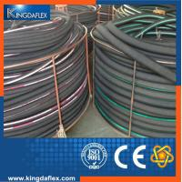 Buy cheap Wear Resistant Four Steel Wire Spiral Rubber Hydraulic Hose 4SP from wholesalers