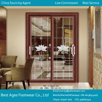 Buy cheap double glass pictures aluminum window and door from Wholesalers