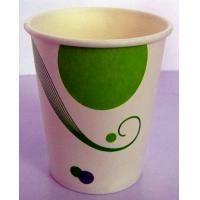 Buy cheap Food Grade Single Side PE Coated Disposable Paper Cups 16oz 20oz 22oz from wholesalers