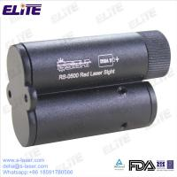 Quality FDA Certified RS-0500 4mw 635nm Non-waterproof Red Laser Sight with Rail Mount for Rifles & Pistols for sale