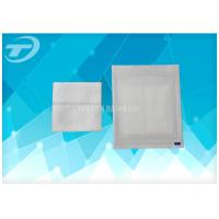Quality Comfortable Medical Gauze Fabric / Sterile EO Non Woven Gauze 10 Mm for sale