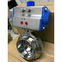 Quality 90 degree pneumatic rotary actuator double and single effect for sale