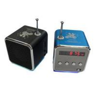 China Cute Speaker for SD/TF FM Radio Change Play with Digital Display (TM-26) on sale