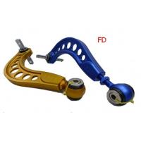 China Adjustable Civic 06 Fd / Si 6061  Bend Rear Lower Control Arms / Rear Camber Kit on sale