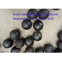 High Medium Low Chrome Cast Iron Balls for Cement Plant Ball Mill