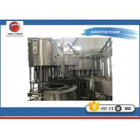 Commercial Carbonated Drinks Filling Machine Complete Carbonated Soft Drink Production Line