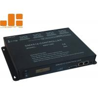 Quality Remote Control DMX512 Master Controller 8 Ports Of DMX512 Signal Output for sale