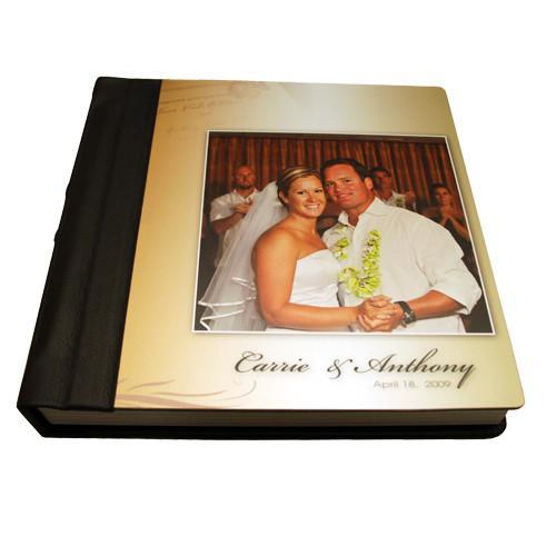 Luxury Photo Album: Luxury 11x14 Professional Flush Mount Wedding Albums For