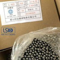 Quality 1.588mm-38.1mm Gcr15/AISI 52100/Suj2 Bearing Chrome Steel Ball 3.969mm 5.953mm 4.763mm 3.175mm 4mm for sale