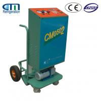 auto air conditioning recovery machine