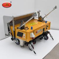 China ZB800-6A Automatic Wall Plaster Render Machine on sale