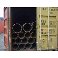 Quality API 5L Welded Steel Tube, ERW Carbon Steel Pipe, Piling Pipes for sale