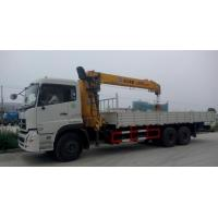 Buy cheap 12 ton boom truck/ truck mounted crane/ lifting crane from wholesalers