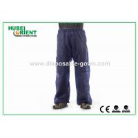 Quality Hospital Disposable Pants Disposable Trousers Without Glass Fibres for sale