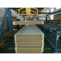 Quality Thermal Insulation And Soundproof Material Polyurethane Sandwich Panel for sale