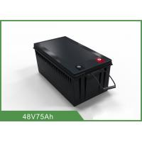 Quality Professional 48V 75AH Floor Scrubber Battery With High Energy Density for sale