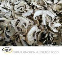 Quality AD dried champignon mushrooms slices for Wholesale for sale