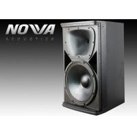 Quality 12 Inch Pro Audio Passive Full Range Speakers For Nightclub / DJ Stage for sale
