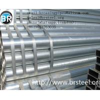 Quality Hot dipped galvanized round steel pipe/gi pipe pre galvanized steel pipe galvanised tube,Standard Sizes Carbon Steel for sale