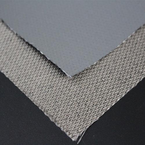 Buy Ptfe Teflon Coated Fiberglass Fabric Cloth With Heat Treatment Fiberglass Fabric at wholesale prices