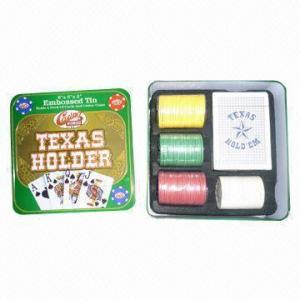 Texas holdem math capstone