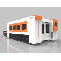 Quality CE Fiber Laser Metal Cutting Machine 1000W Raycus Middle Power Laser Source for sale