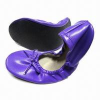 Quality Women's Dance Shoes, Available in Different Upper Designs, Customized Designs Welcomed for sale