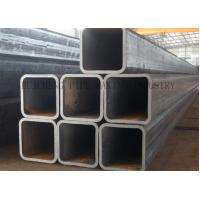 Quality ASTM A500 Q195 Q215 Rectangle ERW Steel Structural Tube Seamless For Building Cold - Formed for sale