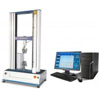Quality PC Control Panasonic Servo Tester / Tape Peel Strength Testing Machine for sale