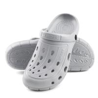 Buy Men Wide Garden Clog Slippers Water Resistance EVA Material Easy Cleaning at wholesale prices