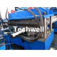 Buy Galvanized Color Steel Raw Material Continuous PU Sandwich Panel Production Line at wholesale prices