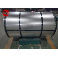 Quality Electro Hot Rolled Galvanized Steel Sheet / Coil For Corrugated Steel for sale