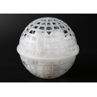 Quality Big Size Ball Self Cleaning Biofilm Reactor Biocell Filter Media HDPE for sale