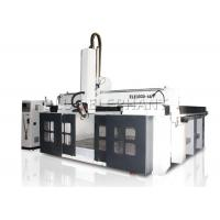 Quality 4th Axis Cnc Router EPS CNC Cutting Machine Four - Row Imported Ball Bearing for sale