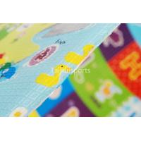 China Large Foam Baby Play Mat Wear Resistant , Non Toxic Foam Play Mat Safety on sale
