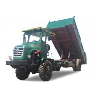 China 50HP Articulated Farm Tractor Truck With Loader For Infield Transport 4wd Air Brake on sale