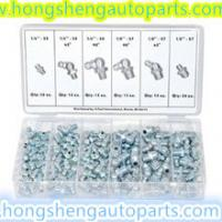 China (HS8012)110 HYDRAULIC GREASE FITTING KITS FOR AUTO HARDWARE KITS on sale
