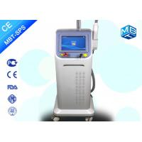 Quality 1064nm / 532nm Q Switched ND YAG Laser For Tattoo Removal , Picosecond Aesthetic Laser for sale