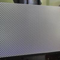 Quality Textured Acrylic Plate ,Diamond Diffuser Plate for sale